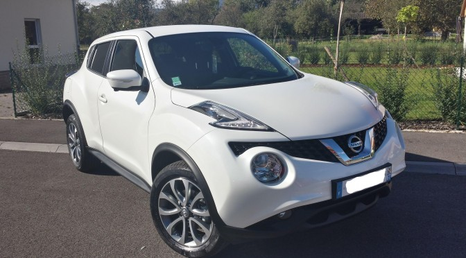 nouveau nissan juke 1 5 dci 110 bvm6 fap connect edition neuf 2015 autos coaching. Black Bedroom Furniture Sets. Home Design Ideas