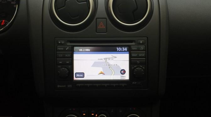 QASHQAI 1,6 DCI 130 S&S CONNECT EDITION//1ère Main//GPS//TOIT PANO//REVISE