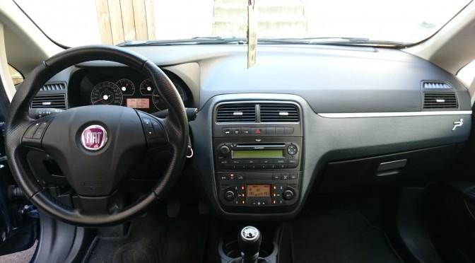 FIAT GRANDE PUNTO 1.4L 77Ch EMOTION 5P// REGUL // CLIM AUTO // REVISEE