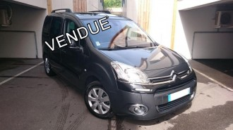 CITROEN BERLINGO II 1.6 HDI 115 EXCLUSIVE // 1ère main // TOIT VITRE
