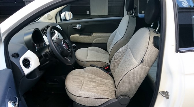 FIAT 500 1,2L 69Ch LOUNGE START & STOP