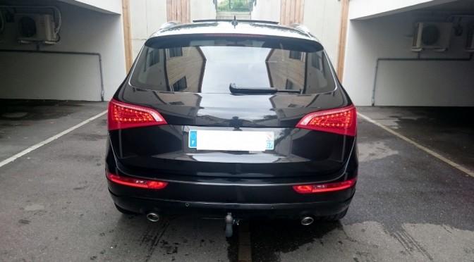 AUDI Q5 3.0 V6 TDI 240Ch QUATTRO S-TRONIC AVUS // TOIT PANO // GPS // CAMERA // REVISE