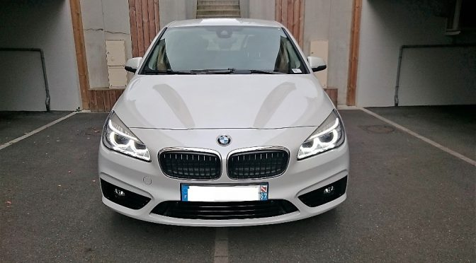 BMW 218D ACTIVE TOURER BVA8 SPORT // GPS // LED // HAYON ELEC // REVISEE