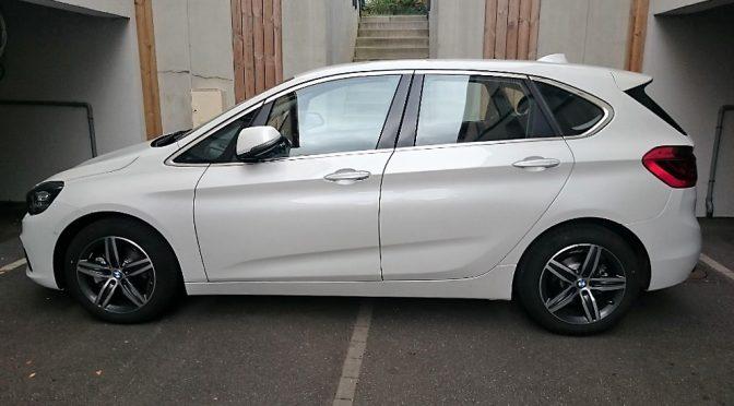 BMW 218D ACTIVE TOURER BVA8 SPORT // GPS // LED // HAYON ELEC // REVISEE