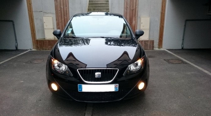 seat ibiza 1 2l 70ch reference 3 portes autos coaching. Black Bedroom Furniture Sets. Home Design Ideas