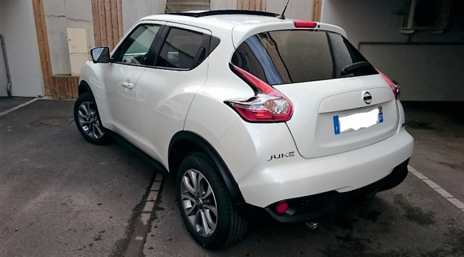nissan juke ii 1 5 dci 110 s s tekna toit panoramique 18 de remise autos coaching. Black Bedroom Furniture Sets. Home Design Ideas