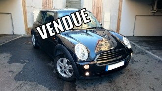 MINI ONE 1,6L 90Ch // CLIM // CD // REVISEE