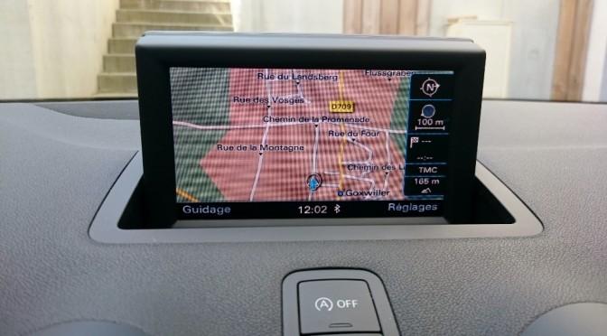 AUDI A1 1.6 TDI 90 // 1ère Main // GPS // BLUETOOTH // RADAR ARR // CARNET OK