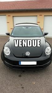 VW COCCINELLE 1.6 TDI 105 DSG7 VINTAGE // 1ère Main // GPS