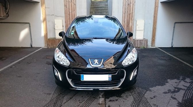 PEUGEOT 308 1.6 HDI 92 FAP STYLE 5 PORTES // REVISEE