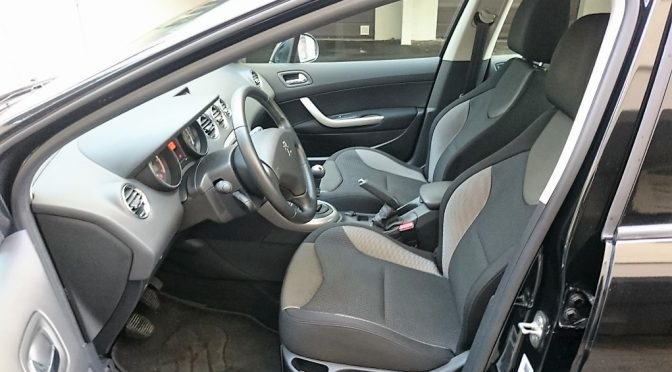 peugeot 308 1 6 hdi 92 fap style 5 portes revisee autos coaching. Black Bedroom Furniture Sets. Home Design Ideas