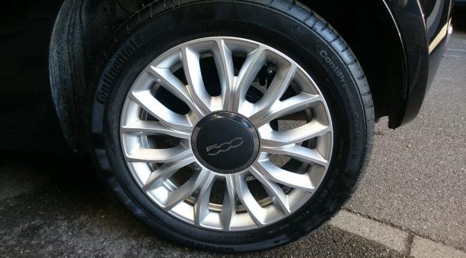 FIAT 500 1.2L 69Ch LOUNGE DUALOGIC // TOIT OUVRANT SKYDOME // RADAR ARR