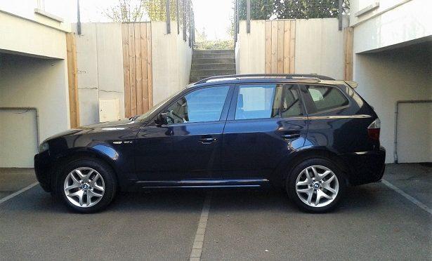 BMW X3 XDRIVE 3.0 D 218Ch BVM6 PACK M 4×4 // 1ère Main // CARNET COMPLET