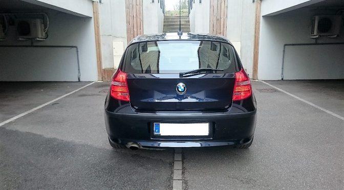 BMW 116i 122Ch BVM6 5 PORTES // 1ère Main // CARNET COMPLET