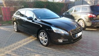 PEUGEOT 508 SW 1.6 THP 156Ch BVM6 ALLURE