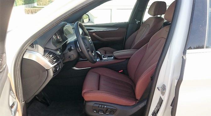 BMW X6 XDRIVE 30DA 258Ch EXCLUSIVE S&S // 1ère Main // PAS DE MALUS