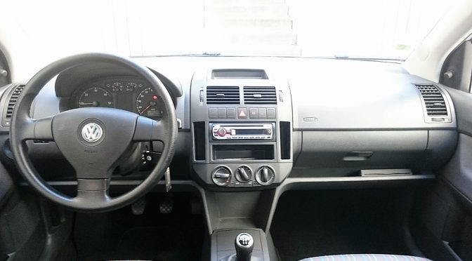 VW POLO 1.4 TDI 70Ch CONCEPT 5 PORTES // 1ère Main // CLIMATIC