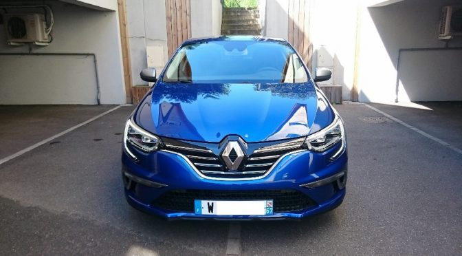 RENAULT MEGANE IV 1.2 TCE 130Ch ENERGY INTENS GT LINE // -27%