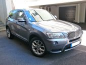 BMW X3 xDRIVE 30 dA 258Ch CONFORT // 1ère Main // CARNET BMW