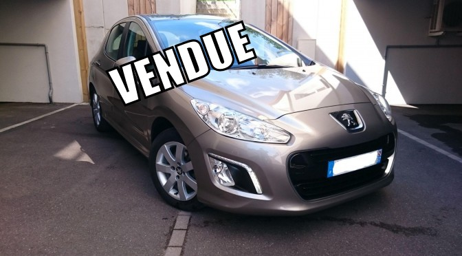 PEUGEOT 308 1.6 HDI 92 ACTIVE 5 PORTES // REVISEE //
