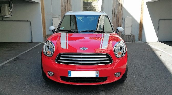 MINI COUNTRYMAN COOPER D 112Ch BVM6 PACK CHILI // 1ère Main