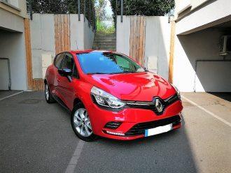 CLIO IV Face lift 1.5 DCI 90Ch LIMITED // Neuve – 30%
