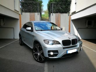 BMW X6 30 dA xDRIVE 245Ch BVA8 LUXE 5 places // CARNET COMPLET BMW