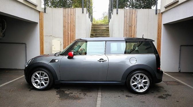 MINI CLUBMAN 1.6D 110Ch COOPER PACK CHILI BVM6