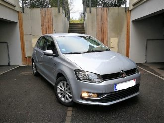 VOLKSWAGEN POLO V 1.2 TSI 90Ch Bluemotion technologie LOUNGE 5 PORTES