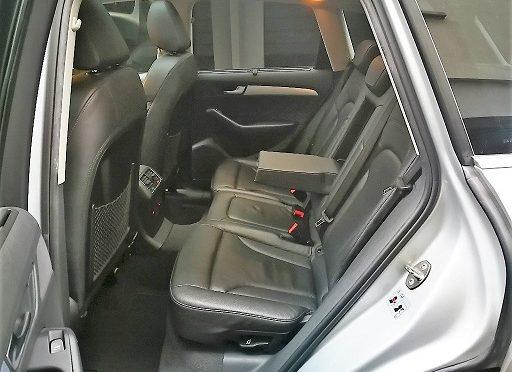 AUDI Q5 3.0 TDI 240Ch QUATTRO S-TRONIC AVUS // CARNET AUDI