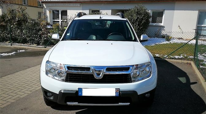 dacia duster 1 5 dci 110 4 2 prestige 1 re main distribution ok autos coaching. Black Bedroom Furniture Sets. Home Design Ideas