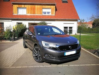 DS4 1.6 THP 210Ch SPORT CHIC BVM6 // 1ère Main