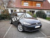 VW GOLF VII 1.4 TSI 140Ch ACT BVM6 CARAT // 1ère Main // TOIT PANO // 4 000-€ d'options