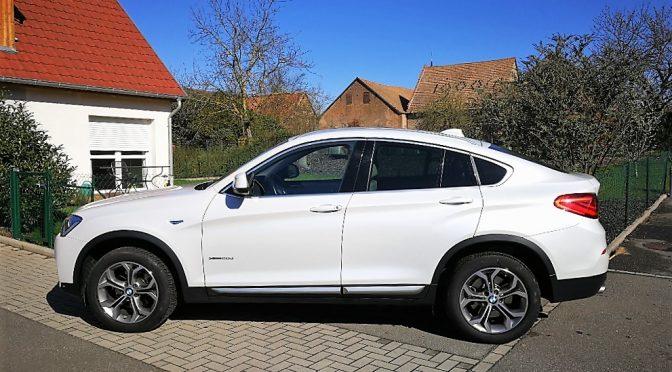 BMW X4 20 Da Xdrive 190Ch SEPTRONIC XLINE // CARNET BMW