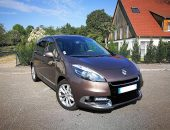 RENAULT SCENIC 3 Phase 2 1.6 DCI 130Ch FAP LUXE S&S // HISTORIQUE RENAULT