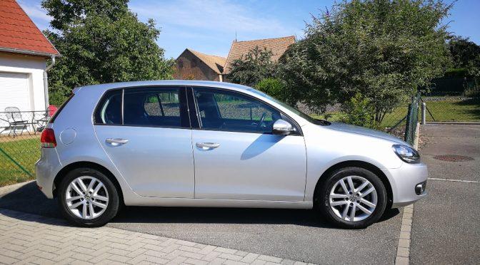 VW GOLF VI 2.0 TDI 140Ch CONFORTLINE BVM6 // 2ème Main