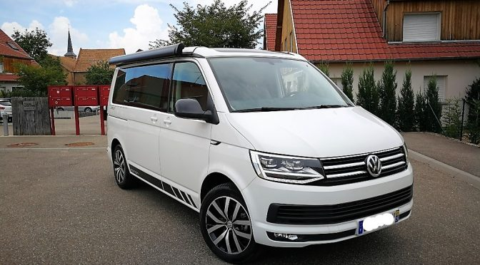 T6 CALIFORNIA 2.0 TDI 150Ch DSG7 COAST EDITION // -18% // STOCK