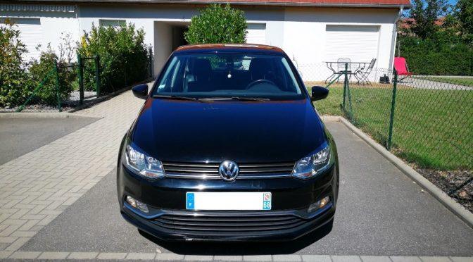 VW POLO V 1.0L 60Ch CONFORTLINE 5 PORTES // 1ère Main