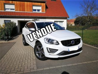 VOLVO XC60 D5 215Ch GEARTRONIC 6 R-DESIGN AWD // CARNET VOLVO