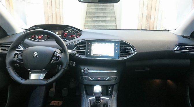 PEUGEOT 308 SW 1.6 Blue HDI 115Ch BVM6 ALLURE