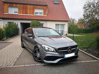 MERCEDES CLA 220D 170Ch SHOOTING BRAKE FASCINATION 7G-DCT // TOIT PANO