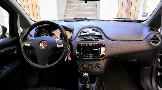 FIAT PUNTO EVO 1.2L 69Ch MYLIFE 3 PORTES // 1ère Main // DISTRI OK!