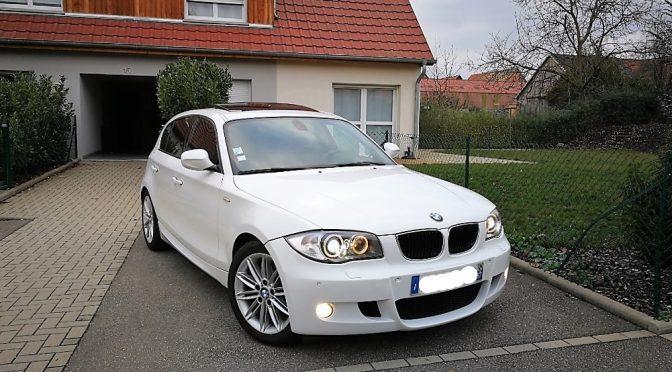 BMW 118D 143Ch S&S BVM6 SPORT DESIGN 5 PORTES // XENON // TOE