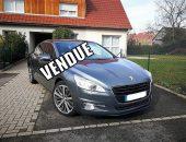 PEUGEOT 508 2.2 HDI 204Ch GT BVA6 // CUIR // XÉNON // JA 19 // 3 400-€ d'options!