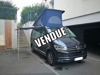 VOLKSWAGEN T6 CALIFORNIA 2.0 TDI 204Ch DSG OCEAN // -17 % // ~6 000-€ d'Options!