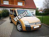FORD TOURNEO CONNECT 210C 1.8 TDCI 110 GLX // 1ère Main