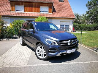 MERCEDES GLE 350D 258Ch 4 MATIC 9 G-TRONIC FASCINATION // 11 200-€ d'options!!