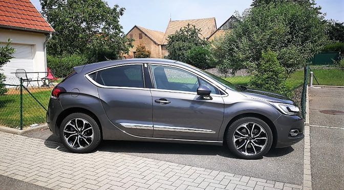 DS4 1.6 THP 165Ch SPORT CHIC EAT6 S&S // 4 300-€ d'Options