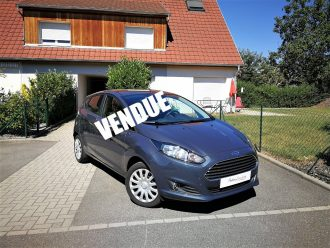 FORD FIESTA V phase II 1.25 82Ch TREND 5 PORTES // Bluetooth // Régulateur