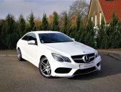 MERCEDES CLASSE E COUPE 250 CDI 204Ch 7G-TRONIC SPORTLINE PACK AMG